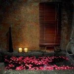 rose petal baths