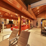 Luxury Villa Entertainment Room Lounge