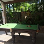 Outdoor Pool Tables