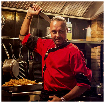 Chef Daniel Isberg