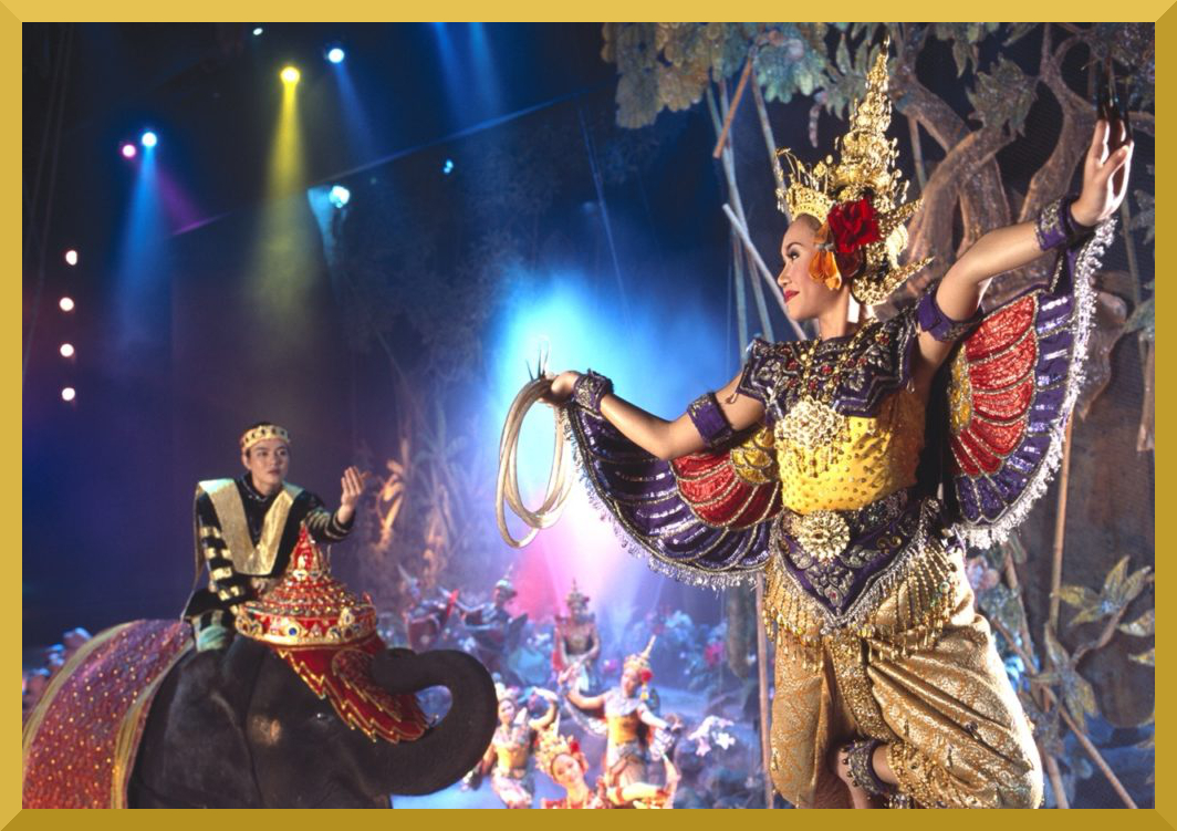 Fantasea Kamala Phuket Thailand Show