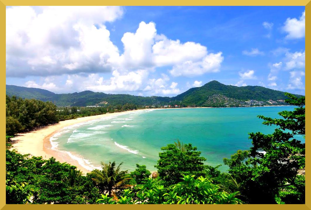 Phuket Beaches Kamala Thailand