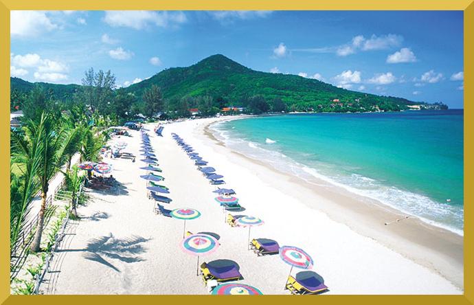 Thailand Beaches Kamala Phuket