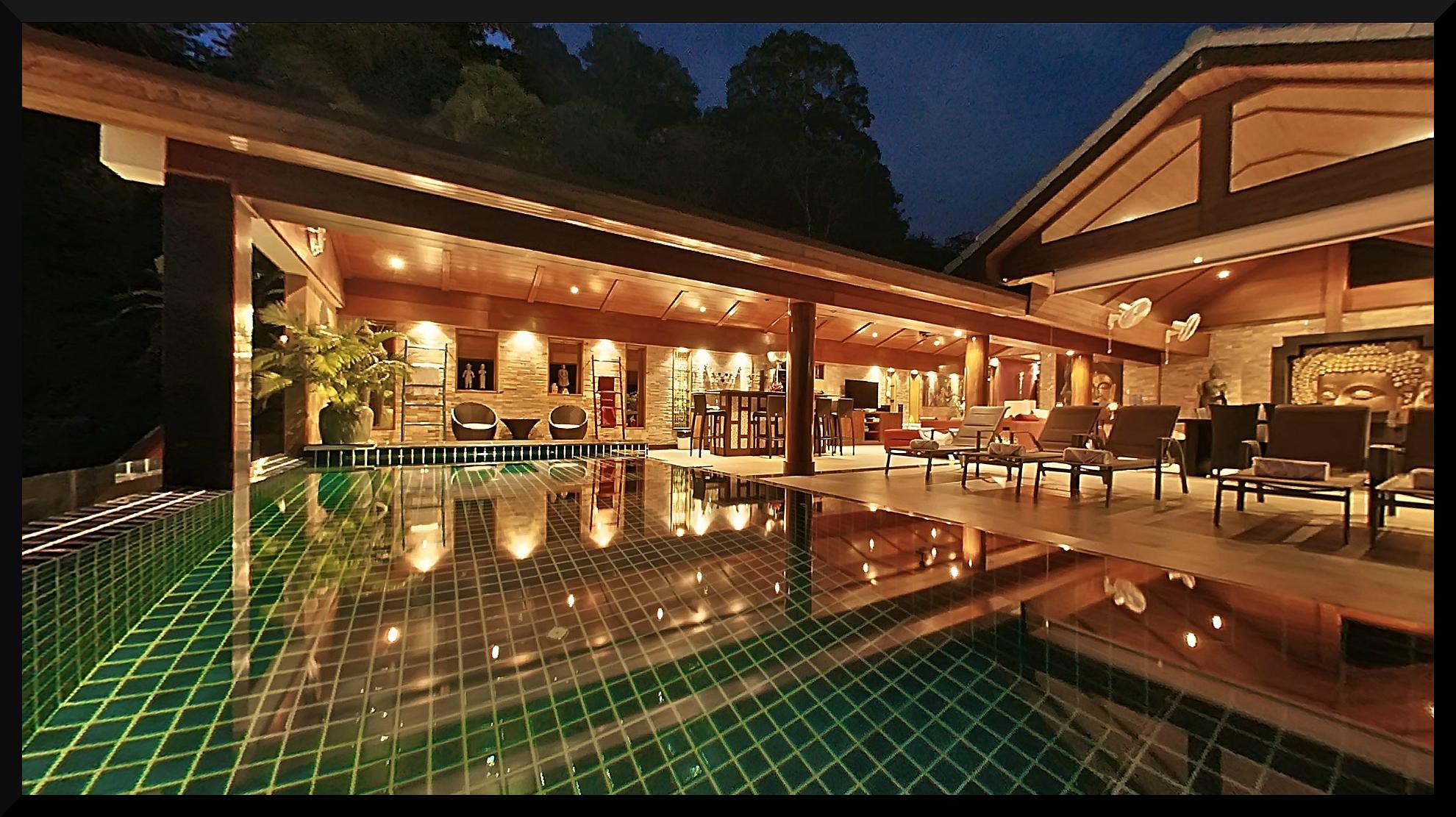 Phuket Luxury Villas Kamala Thailand Paradise