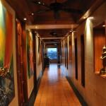 Luxury Villa Corridor
