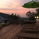 Sundeck Sunset