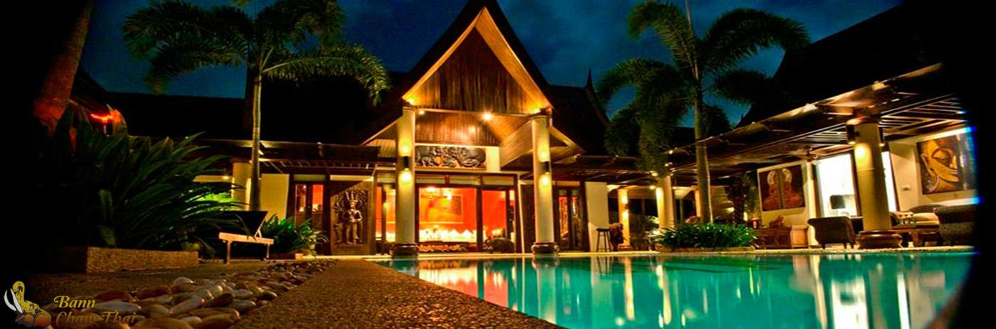 Bann Chang Thai Vila Phuket Thailand