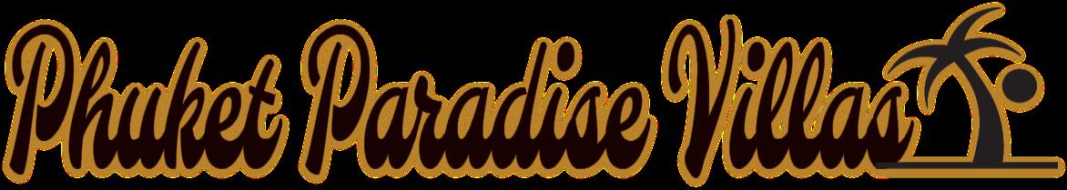 Phuket Paradise Villas Logo