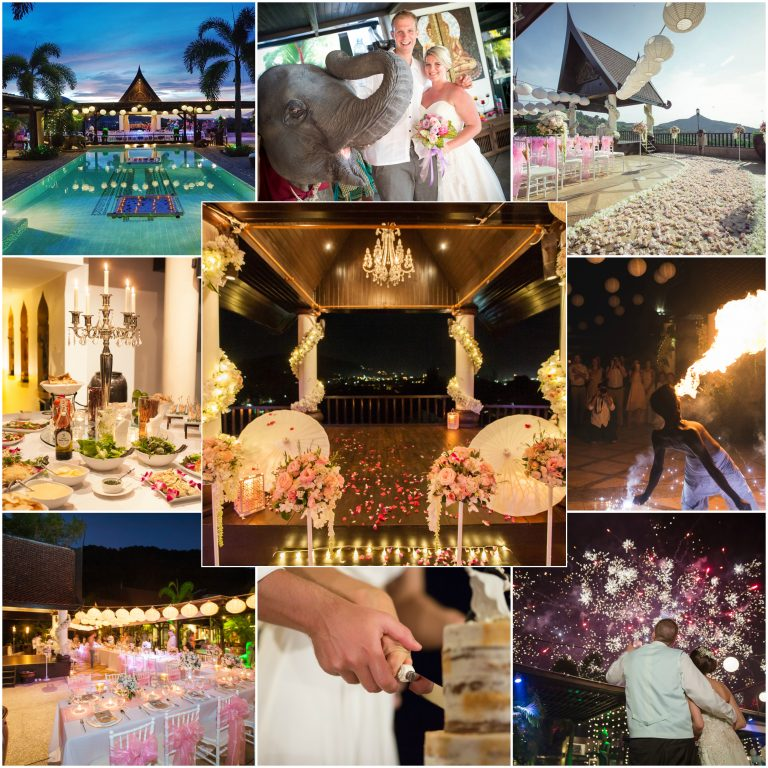 Destination Weddings Phuket Thailand Services