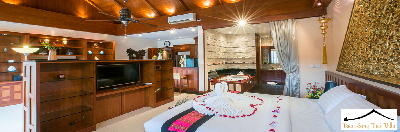 Baan Sung Thai Villa Phuket Thailand