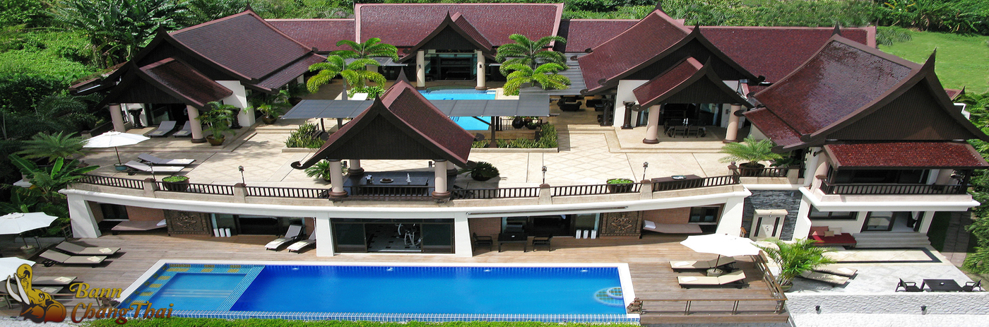 luxury wedding villas phuket thailand